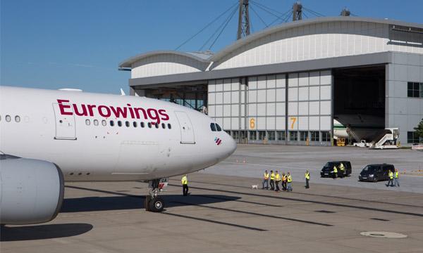Eurowings prévoit d'ajouter trois long-courriers à sa flotte et d'ouvrir une base à Berlin
