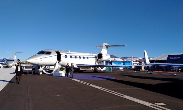 Gulfstream pousse les G500 et G600 au-delà des attentes