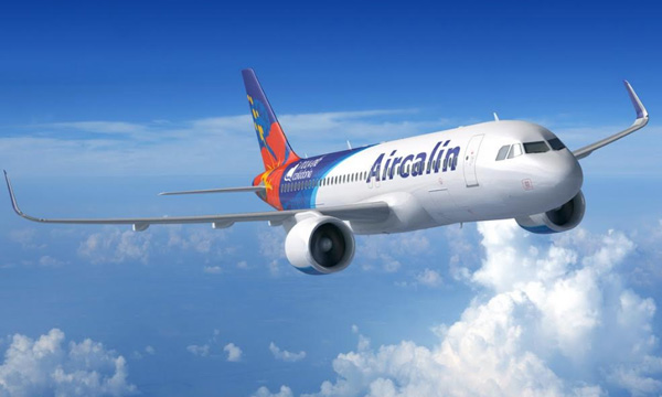 Aircalin finalise sa commande pour deux A320neo et deux A330neo