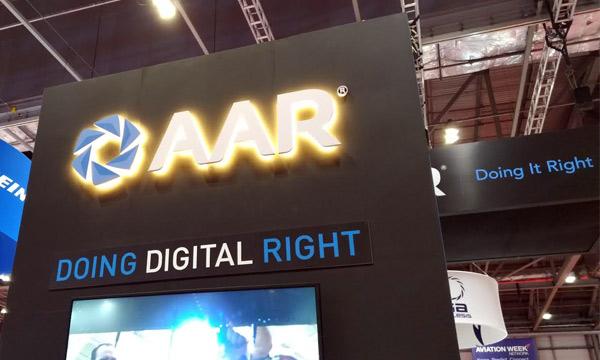 MRO Europe 2017 : AAR dévoile sa nouvelle plateforme d'achats en ligne