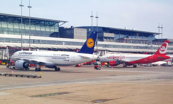 Lufthansa to swallow lion's share of Air Berlin