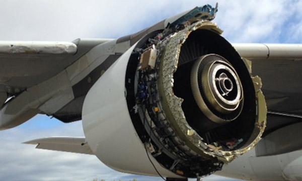 La FAA ordonne une inspection visuelle des GP7200 sur les A380 en service