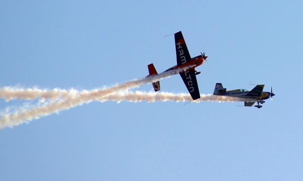 Les Free Flight World Masters s'envolent pour trois années supplémentaires à Sainte-Maxime