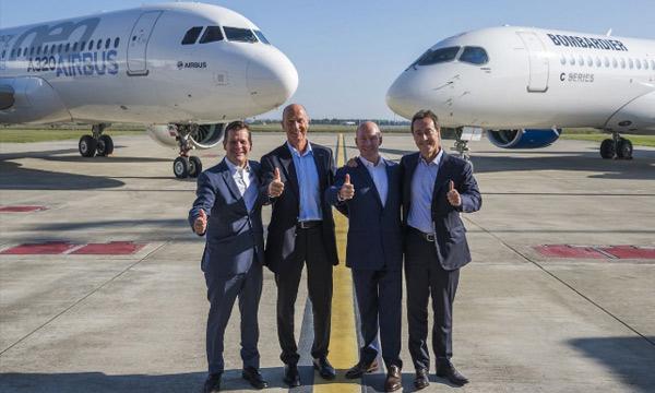 Reprise du programme CSeries par Airbus : le véritable coup de maître