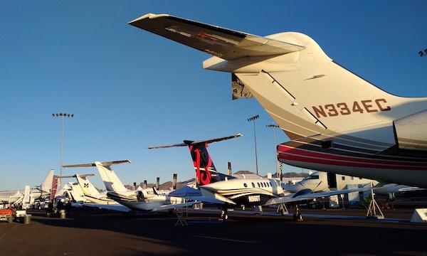 Aviation d'affaires, un marché qui peine à redémarrer (1/7) : L'Europe et la France en forme