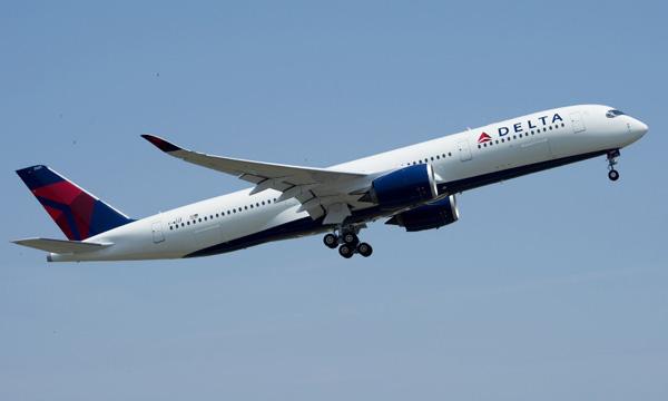 Delta Air Lines mettra l'A350 sur l'Europe