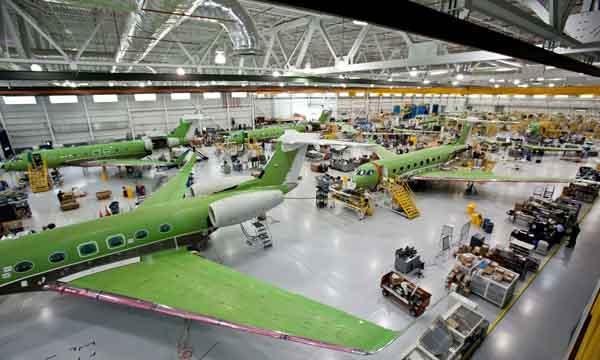 Aviation d'affaires, un marché qui peine à redémarrer (4/7) : Les nouveaux programmes manquent à l'appel