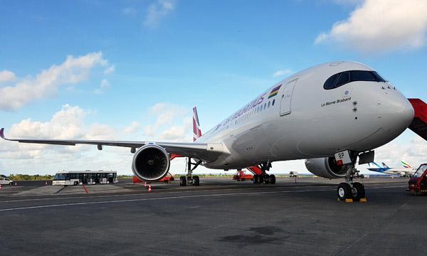 Air Mauritius se modernise et accroît ses capacités pour faire de Maurice un hub dans l'Océan Indien