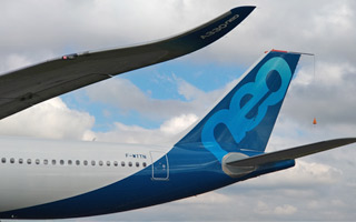 Focus premier vol de l'A330neo