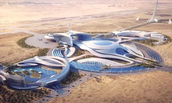 L'Arabie saoudite va investir un milliard de dollars dans Virgin Galactic