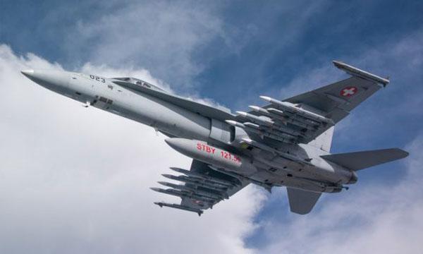 Nouvelle étape pour les futurs avions de combat suisses