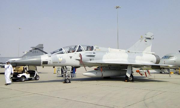 Dubai Airshow 2017 : Les EAU vont moderniser leur flotte de Mirage 2000-9
