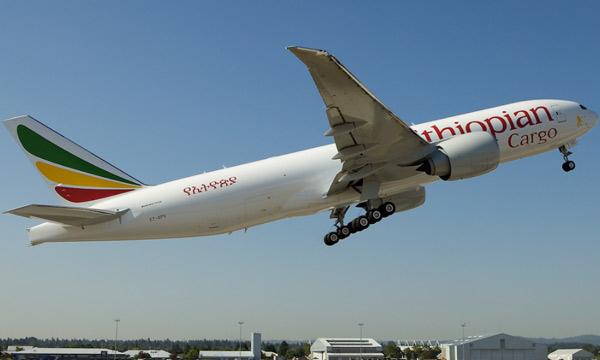 Dubai Airshow 2017 : Ethiopian s'engage sur 4 Boeing 777F supplémentaires