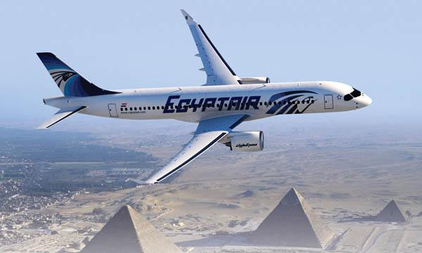Dubai Airshow 2017 : le CSeries débarque chez Egyptair