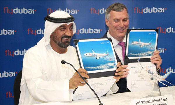 Dubai Airshow 2017 : flydubai acquiert 225 Boeing 737 MAX
