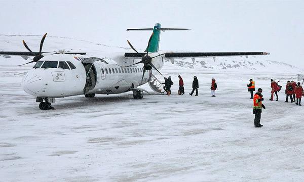 L'ATR 72-500 peut désormais voler au Canada