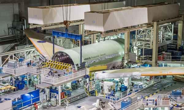 Coronavirus : Airbus suspend sa production en France et en Espagne