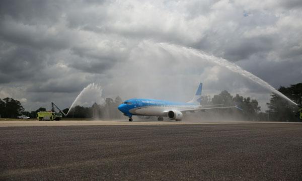 Aerolíneas Argentinas commence ses opérations sur Boeing 737 MAX