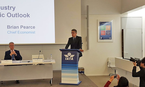 L'IATA estime à 38,4 milliards de dollars les bénéfices des compagnies en 2018