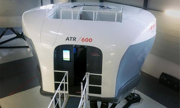 L'EASA certifie le simulateur parisien d'ATR 72-600