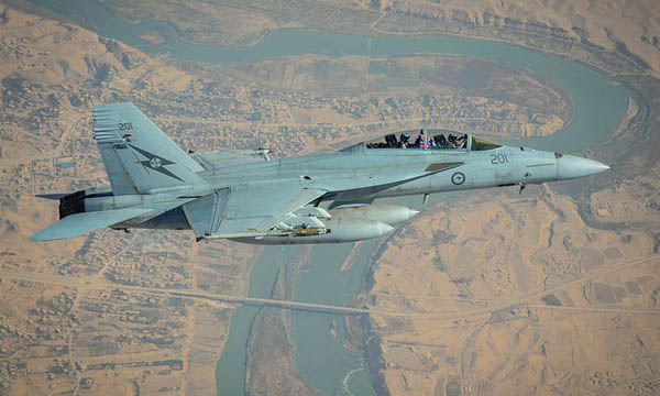 Le Canada se rapproche de l'acquisition de F/A-18 australiens