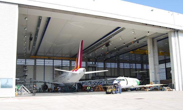 Hartenberg Holding fait son entrée sur le marché de la maintenance aéronautique