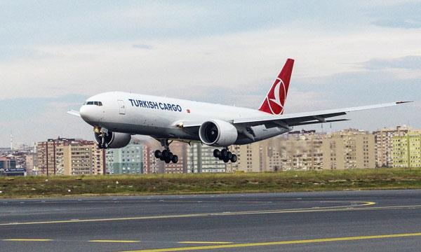 Turkish Cargo reçoit son 1er Boeing 777F