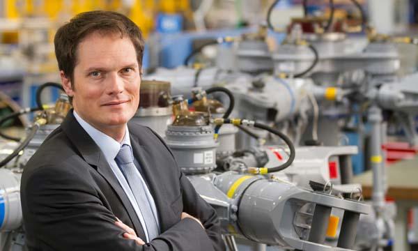 Entretien avec Matthieu Louvot, vice-président Soutien et services clients d'Airbus Helicopters