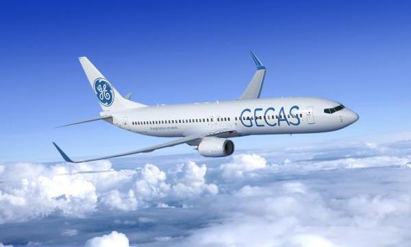 GECAS reçoit son dernier Boeing 737NG