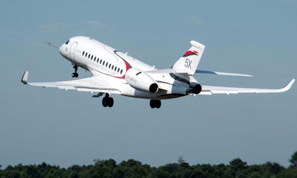 Dassault annule définitivement le Falcon 5X