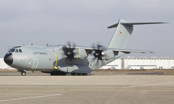 La disponibilité de ses aéronefs préoccupe l'Allemagne
