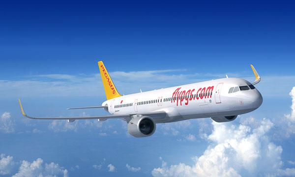 Pegasus Airlines commande 25 A321neo ACF — Airbus