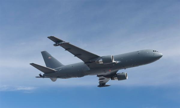 Le Boeing KC-46A obtient sa certification civile