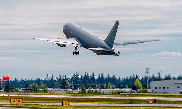 Le KC-46A s'exporte au Japon