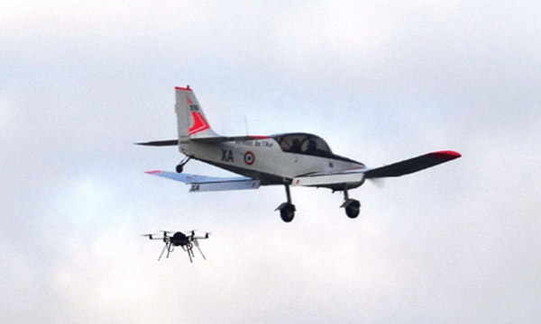 L'Onera et l'armée de l'Air s'attaquent aux drones