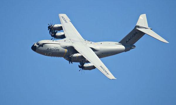 A400M : Airbus Defence & Space réduit la voilure