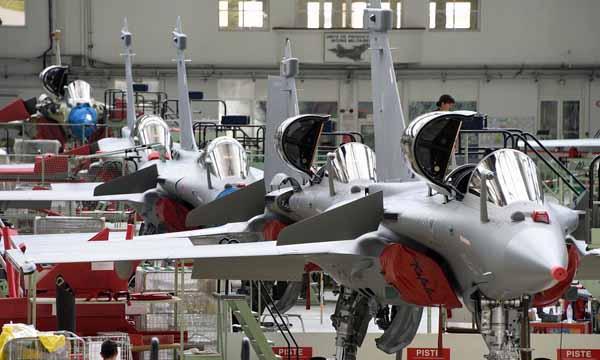 Dassault Aviation remarche sur ses deux pieds