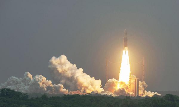 ArianeGroup prépare la fin d'Ariane 5 et le début d'Ariane 6