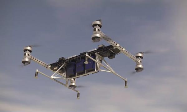 Boeing lance un programme de drone cargo