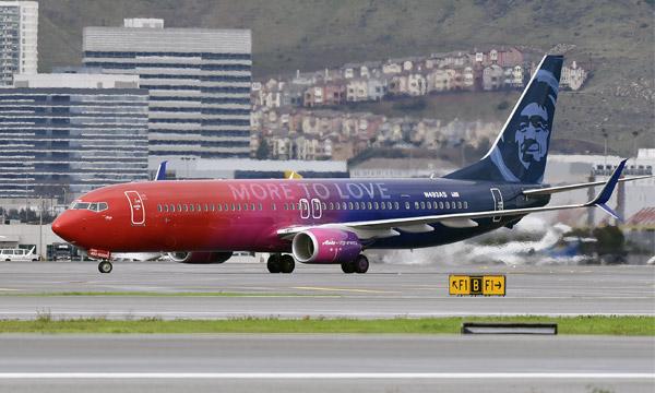 La FAA octroie un AOC commun à Alaska Airlines et Virgin America