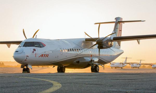 113 commandes, 80 livraisons en 2017 — ATR