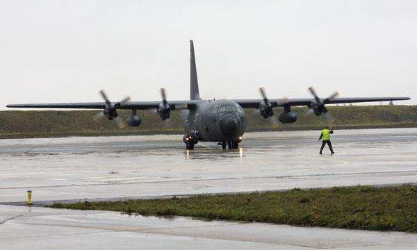 Sabena technics, incontournable de la flotte C-130H