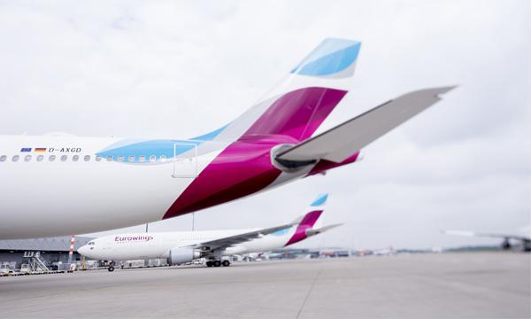 Eurowings déménage ses opérations long-courrier de Cologne à Düsseldorf