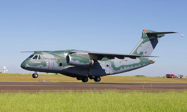 Nouvelle opportunité pour le KC-390