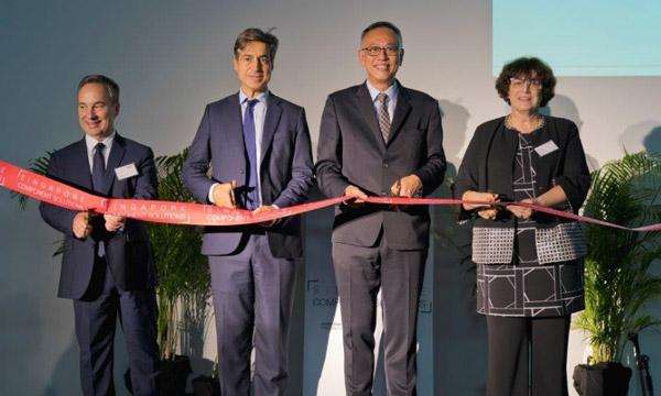 Singapore Airshow 2018 : AFI KLM E&M et Sabena technics inaugurent leur atelier de réparation d'équipements