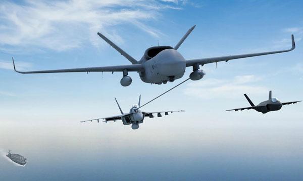 General Atomics s'associe à Boeing pour le futur drone ravitailleur