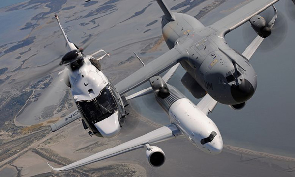 Airbus améliore encore sa rentabilité en 2017