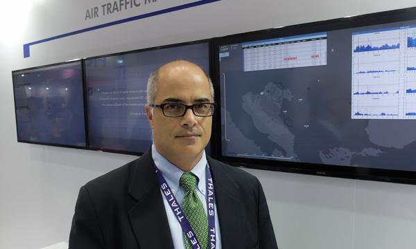 Entretien avec Todd Donovan, vice-président chargé de la Stratégie de Thales pour la gestion du trafic aérien (ATM)