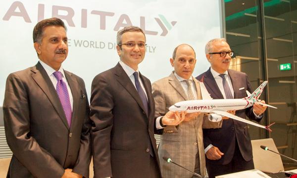 Meridiana devient Air Italy — Desserte Dakar-Milan