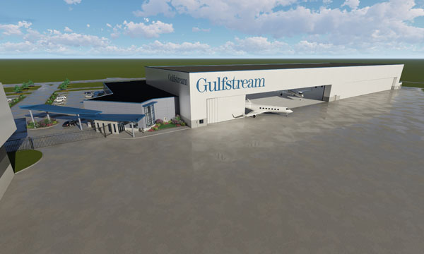 Gulfstream opens a new service centre in Wisconsin